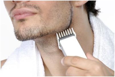 start shaving