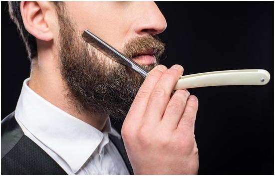 A Thin Beard