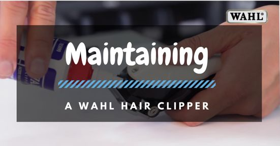 Maintaining Walh Hair Clipper