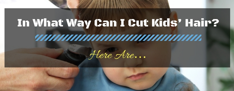 Kids Hair clippers