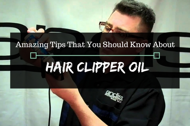Hair Clipper Oil