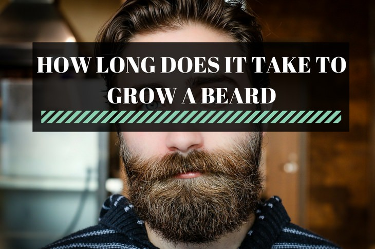How long should it take to grow a beard